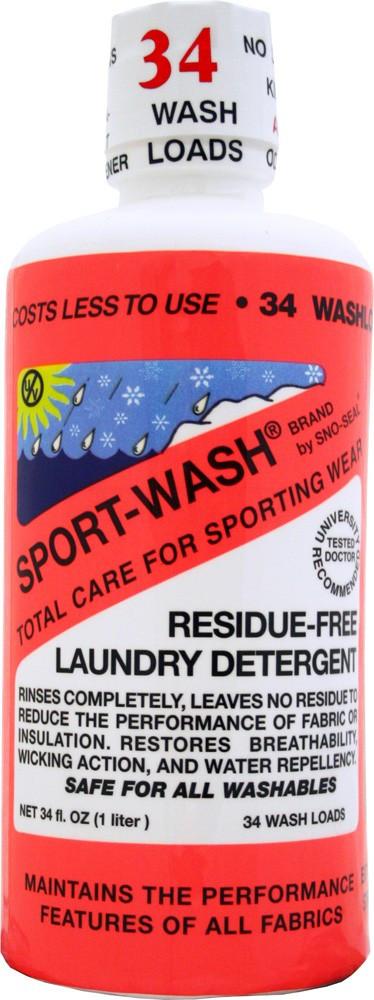 Prací prostriedok Sport-Wash 1000 ml