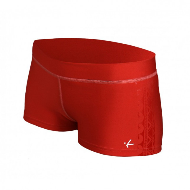 Hiko NANI shorts Red