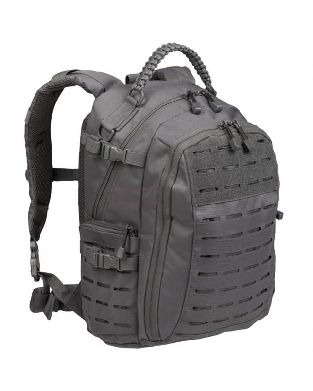 Batoh MILTEC Laser Cut Mission Pack Small - šedá