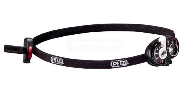 Čelovka PETZL e+LITE - čierna