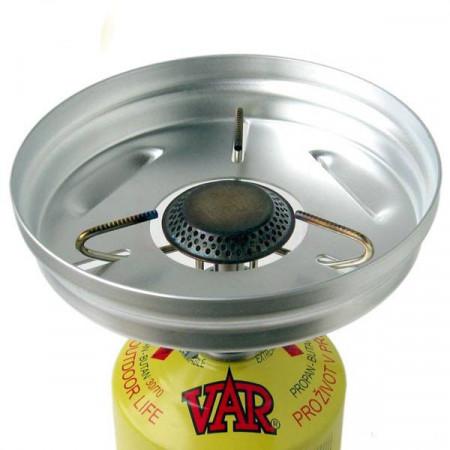závetrie pre plynový varič VAR
