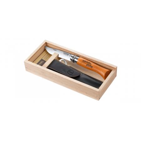 Zatvárací nôž OPINEL VRN N°08 Carbon v darčekovom balení