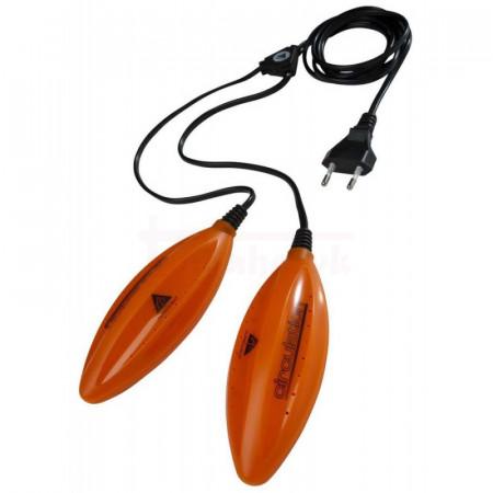 Alpenheat - elektrická sušička obuvi na báze cirkulácie UV