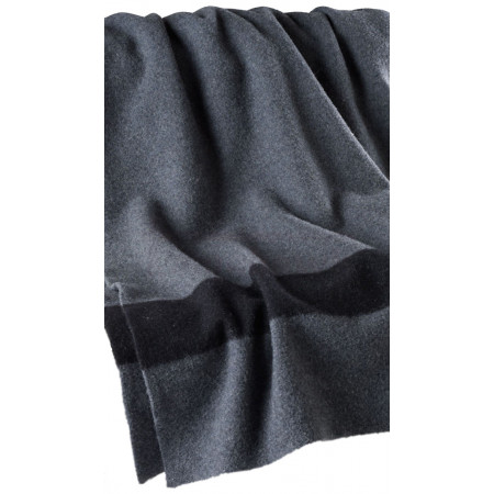 Deka Hudson's Bay Charcoal Point Blanket