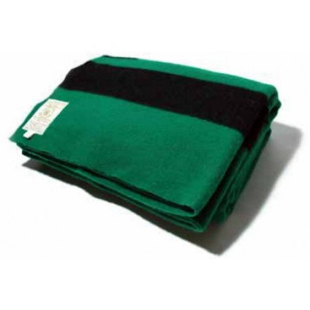 Hudson's Bay Green Point Blanket