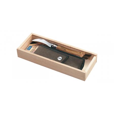 Darčekové balenie hubársky nôž OPINEL VRI N°08 Inox