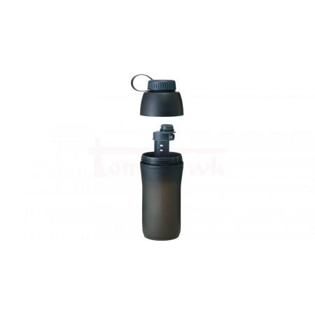 Platypus Meta Bottle + Microfilter 1000ml modrá