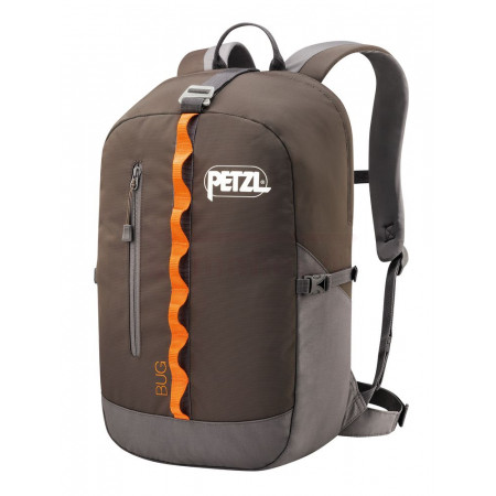 Batoh PETZL Bug 2016 šedý