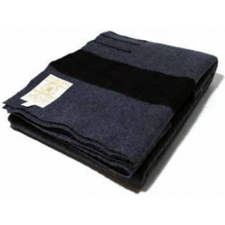 Hudson's Bay Charcoal Point Blanket