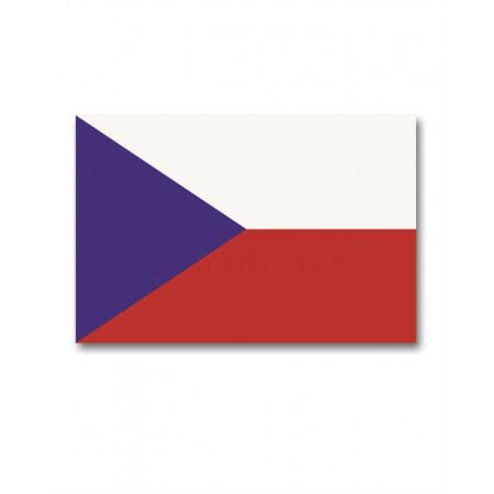 Vlajka České Republiky