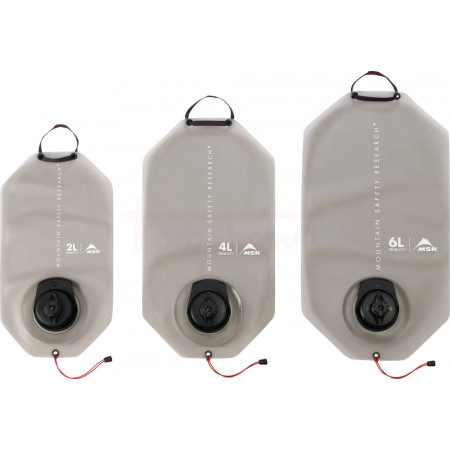 Hydrovak MSR Dromlite - dodáva sa v troch veľkostiach