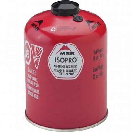 MSR ISOPRO Plynová kartuša 450g