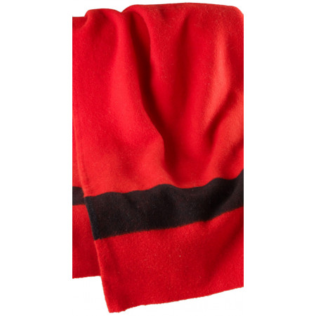Deka Hudson's Bay Scarlet Point Blanket