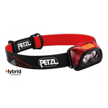 Headlight PETZL ACTIK CORE