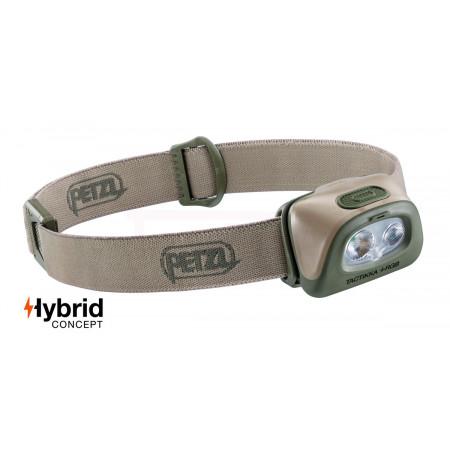 Headlight PETZL TACTIKKA + RGB