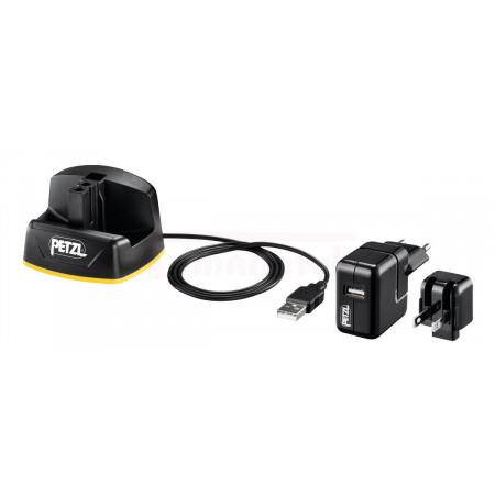 Nabíjačka PETZL Accu 2 Duo Z1 charger