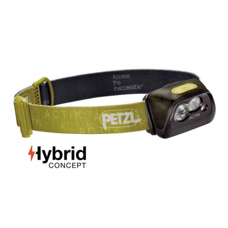 Headlight Petzl  ACTIK CORE old model