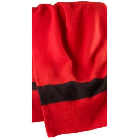 Deka Hudson's Bay Scarlet Point Blanket