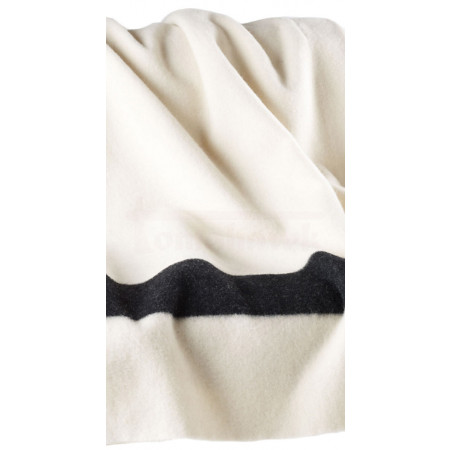 Deka Hudson's Bay White Point Blanket